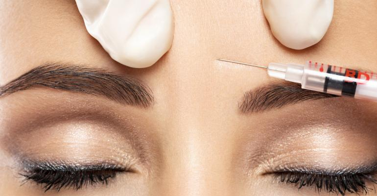 Injectable Dermal Fillers Don't Just Fill - They Also Lift, New Study Suggests